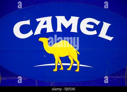 Markenname: 'Camel', Berlin. - Stock Photo