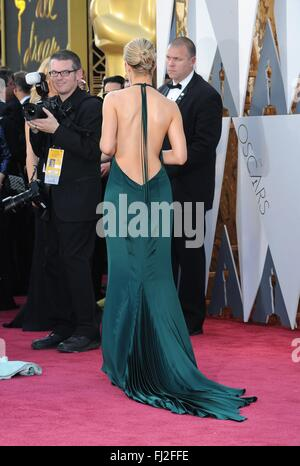 Los Angeles, CA, USA. 28th Feb, 2016. at arrivals for The 88th Academy Awards Oscars 2016 - Arrivals 2, The Dolby - Stock Photo