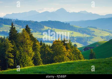 Appenzellerland, Switzerland - Stock Photo