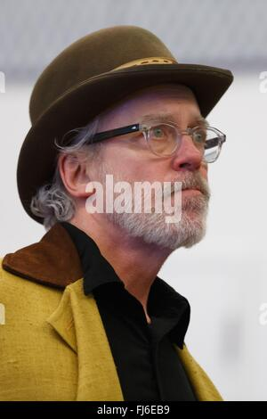 New York, NY, USA. 29th Feb, 2016. Terrence Mann in attendance for TUCK EVERLASTING Press Preview on Broadway, The - Stock Photo
