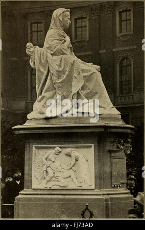 Appreciation of sculpture; a handbook by Russell Sturgis (1904) - Stock Photo