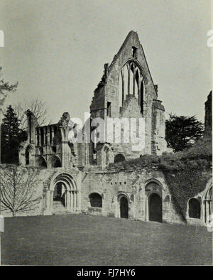 Sixth report and inventory of monuments and constructions in the county of Berwick (1915) - Stock Photo