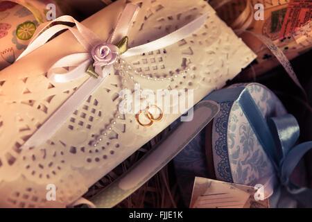 Wedding background - Stock Photo
