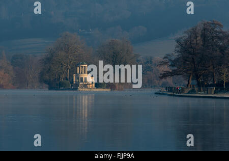 Temple Island Henley on Thames - Stock Photo