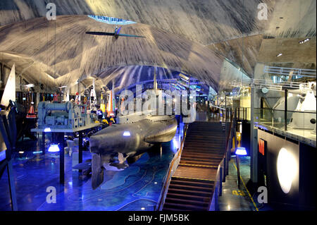 geography / travel, Estonia, Tallinn, museum / museums, maritime museum, interior view, Additional-Rights-Clearance - Stock Photo