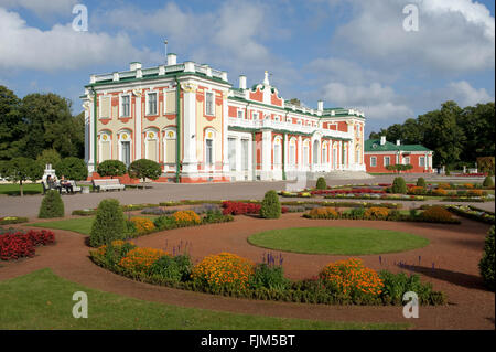 geography / travel, Estonia, Tallinn, castles, Kadriorg Palace, exterior view, Additional-Rights-Clearance-Info - Stock Photo