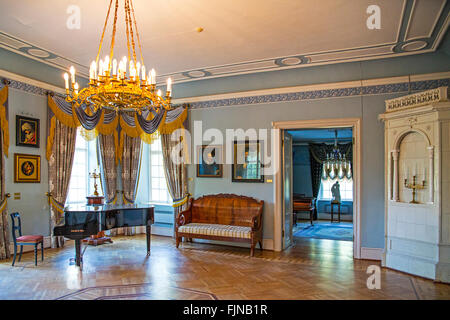 geography / travel, Estonia, Palmse manor, German Baltic manor, Additional-Rights-Clearance-Info-Not-Available - Stock Photo