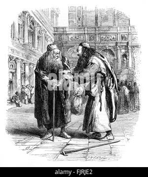 a comparison of antonio and shylock in the merchant of venice by william shakespeare A summary of act i, scene iii in william shakespeare's the merchant of venice learn exactly what happened in this chapter, scene, or section of the merchant of venice and what it means perfect for acing essays, tests, and quizzes, as well as for writing lesson plans.