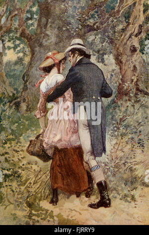adam bede analysis of hetty sorrel Adam bede is an industrious carpenter who is infatuated with the dairymaid hetty sorrel, leading to a fight between adam and her lover arthur donnithorne, but later comes to find a more suitable love in the form of the preacher dinah morris.