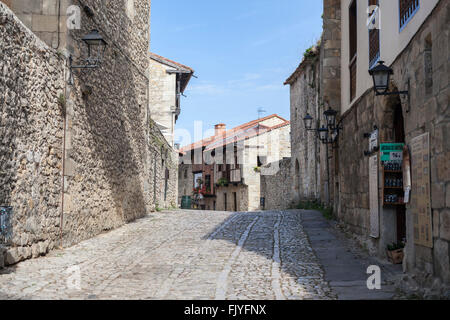 Santillana del Mar,Cantabria,Spain. - Stock Photo