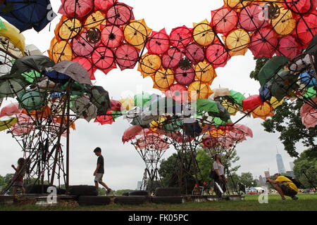 Installation Of Outdoor Art Exhibit On The Sunset Strip In Los Stock Photo Royalty Free Image