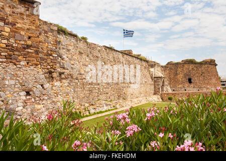 Medieval Fortifications & Genoese Citadel or Town Walls of ...