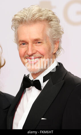 Goldene Kamera awards 2016 - Arrivals  Featuring: Frank Schätzing Where: Hamburg, Germany When: 06 Feb 2016 - Stock Photo