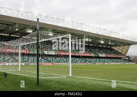 National Football Stadium At Windsor Park Belfast 15th November Stock Photo 127049013 Alamy