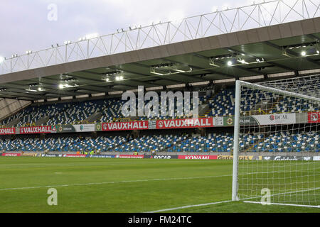 The North Stand At The National Football Stadium Windsor Park Stock Photo 98392366 Alamy