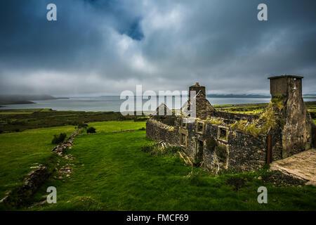 Old Irish Cottage