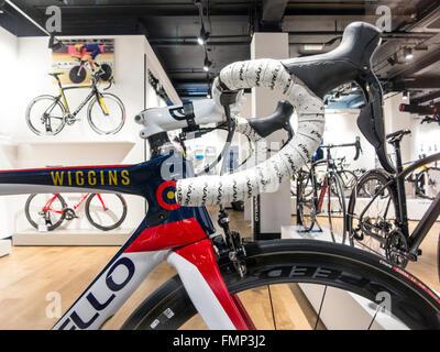 The Bike Rooms Regent Street London