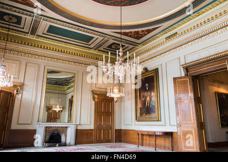 Castle End Dining Room Clare College