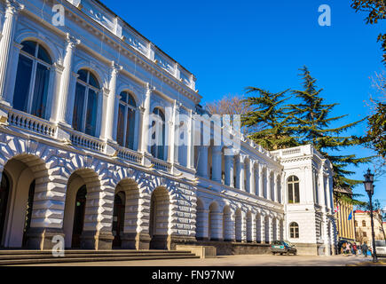 The Vorontsov Palace in Tbilisi - Stock Photo