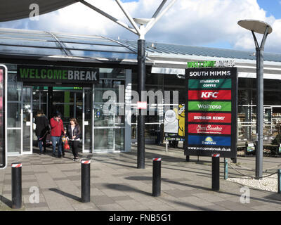 South Mimms Services