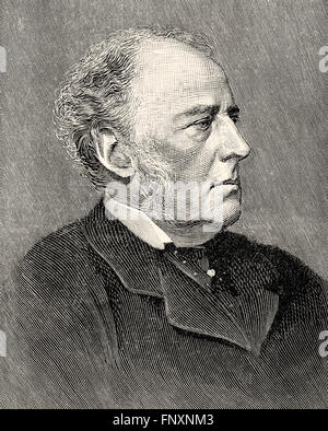 Sir John Everett Millais, 1st Baronet, 1829-1896, an English painter and illustrator