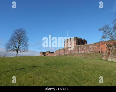 Carlisle Castle - Stock Photo