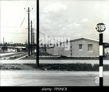 1962 - British Honduras - World's Newest Hot-spot?: British Honduras, the only British colony in Central America, - Stock Photo