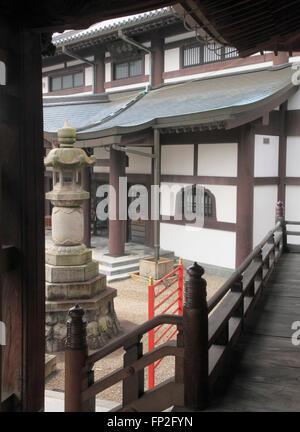 Japan; Seto City, Aichi Prefecture, Hosenji Temple, - Stock Photo
