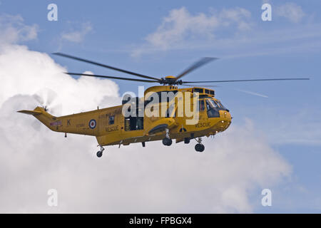 Westland Sea King HAR.3 RAF Search and Rescue - Stock Photo