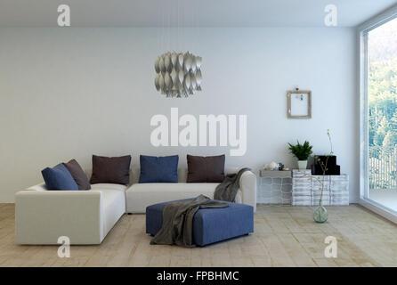 Large l shaped corner sofa in living room furniture show for V shaped living room
