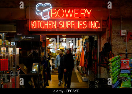 Restaurant And Kitchen Supplies The Bowery