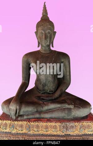 buddha-wat pho-bangkok - Stock Photo