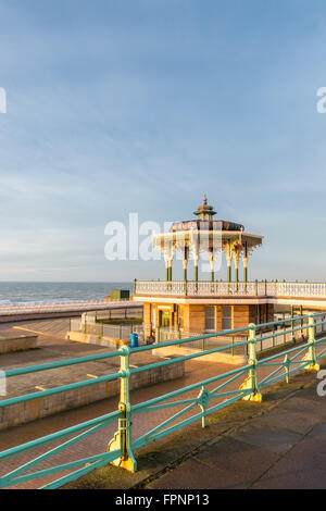 Vertical of the Bandstand - Stock Photo
