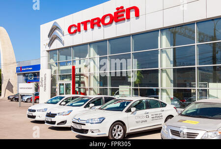 Company Logo Of The Automobile Manufacturer Citroen With