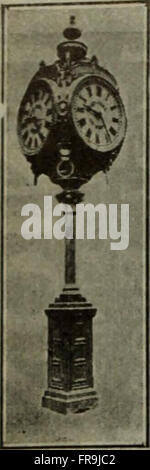 Polk-Husted Directory Co.'s Oakland, Berkeley and Alameda directory (1915) - Stock Photo