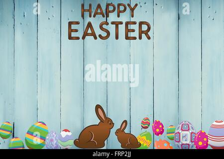 Image for easter - Stock Photo
