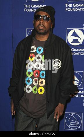 FILE PIC: PHIFE DAWG, a founding member of the hip-hop group A Tribe Called Quest, died on Tuesday. He was 45. The - Stock Photo