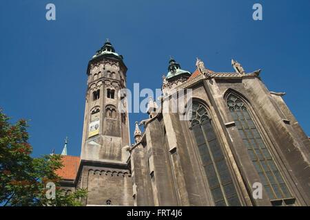 Naumburg Cathedral, Germany - Stock Photo