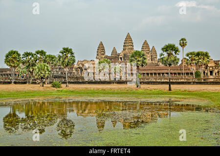 Angkor Wat, Angkor Archaeological Park, UNESCO World ...