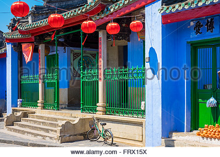 Trung Hoa Assembly Hall (Ngu Bang Assembly Hall), Hoi An, Quang Nam Province, Vietnam - Stock Photo