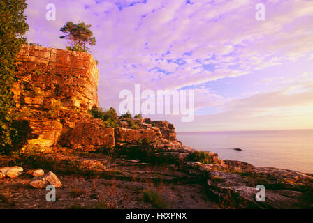 Bruce Peninsula National Park, Ontario, Canada - Stock Photo