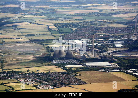 Didcot Power Station - Stock Photo