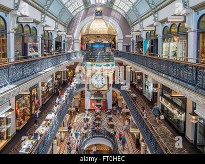 Queen Victoria Building, Sydney - Stock Photo