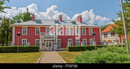 Renovated Town House - Stock Photo