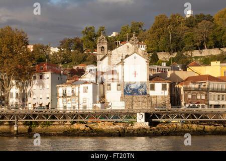 View of Porto in Portugal. - Stock Photo