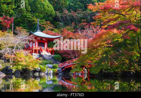 Bentendo, Daigo-ji Temple , Kyoto City , Kansai, Japan ...