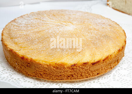 cheesecake, various kinds of ice cream and desserts for the restaurant menu and cafes, a variety of cakes, delicious - Stock Photo