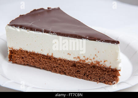 various kinds of ice cream and dessert - Stock Photo