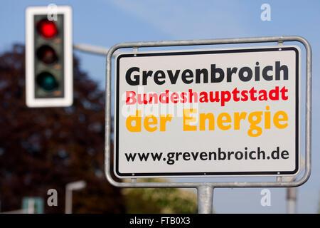 BRD, Deutschland, NRW, Rhein-Kreis Neuss, Grevenbroich, - Stock Photo