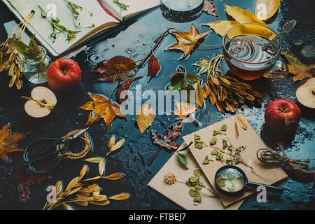 Autumn inside - Stock Photo